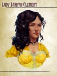 Lady Zariyah Clement