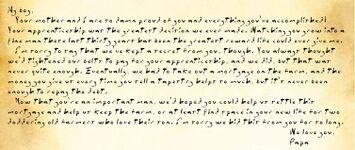 Brief an Kalbio